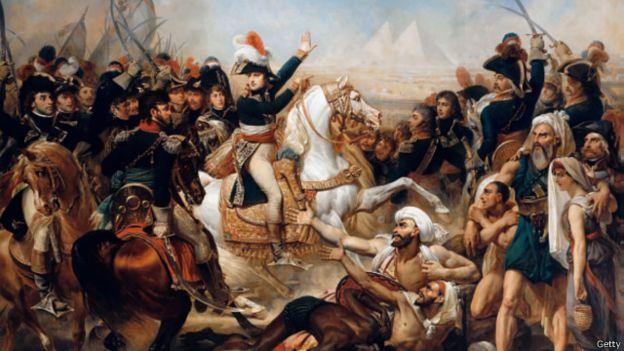 """""""مراسلات نابليون في مصر"""" تكشف خططه لإنشاء إمبراطورية"""