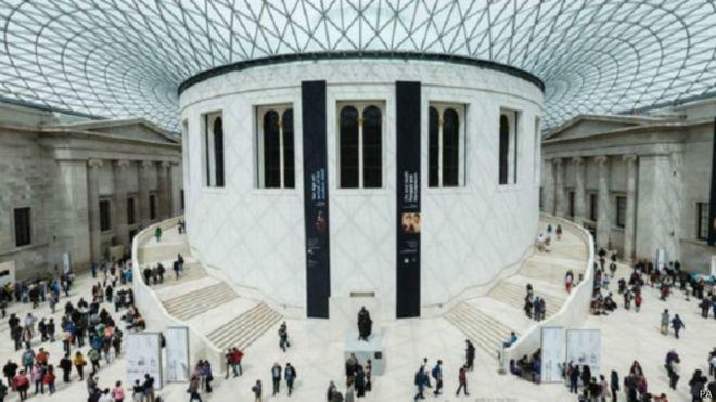 المتحف البريطاني يعتزم تعيين خبير فن ألماني مديرا له