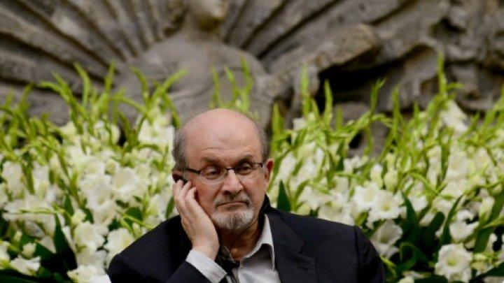 ايران تقاطع فرانكفورت للكتاب احتجاجا على دعوته سلمان رشدي