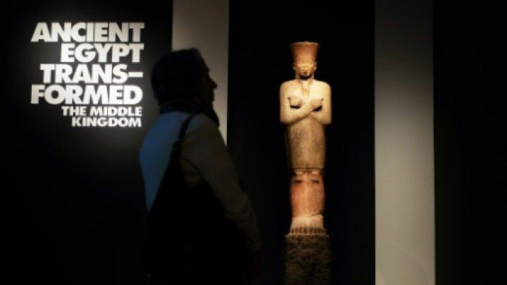 متروبوليتان في نيويورك يقدم اكبر معرض عن مصر الفرعونية