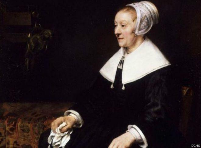بريطانيا تحظر تصدير لوحة للرسام الهولندي رامبرانت