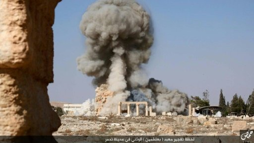 تنظيم داعش ليس الوحيد الذي ينهب الآثار في سوريا
