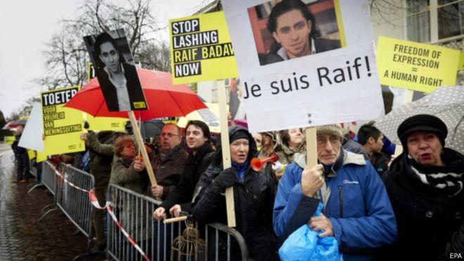 رائف بدوي يفوز بجائزة ساخاروف الأوروبية لحرية الفكر