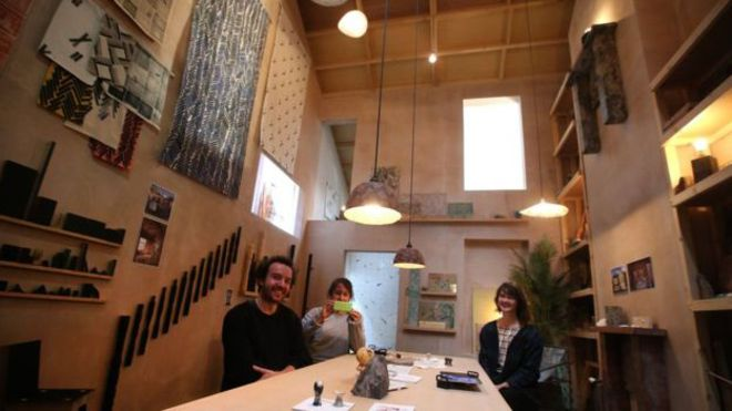 مهندسين معماريون وفنانون يفوزون بجائزة تيرنر  الفنية