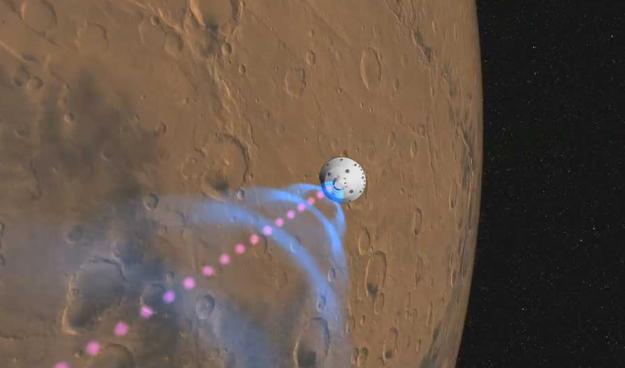 تحديد موعد المهمة الاوروبية الروسية للبحث عن حياة على المريخ