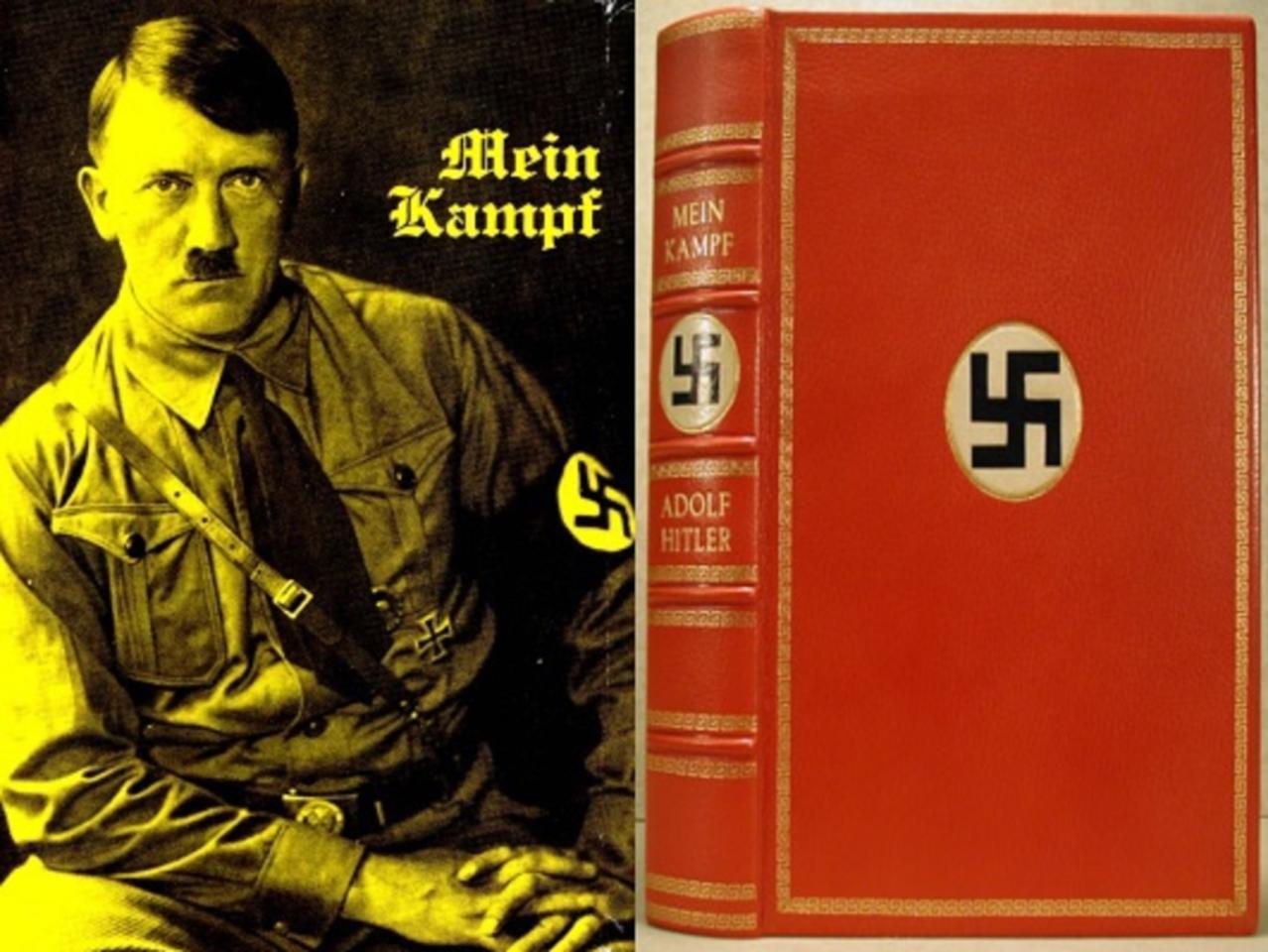 """الادعاء الألماني يحقق في محاولة لطبع كتاب """"كفاحي"""" لهتلر"""