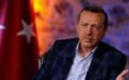 أردوغان: لن نسمح لأي منظمة إرهابية بانشطة داخل حدودنا أو قربنا