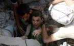 حلب تعاني نقص الغذاء والدواء مع استمرار الغارات السورية-الروسية