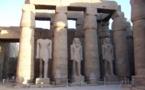 انطلاق فعاليات مهرجان فنى مصري ألماني فى الاقصر المصرية