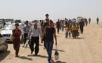 المدنيون العالقون في الموصل: داعش يستخدمنا كدروع بشرية