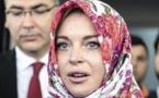 """ما حقيقة إسلام الممثلة الأمريكية """"ليندسي لوهان"""""""