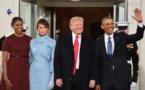 دونالد ترامب يقسم اليمين ويصبح الرئيس 45 للولايات المتحدة