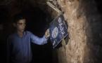 أنفاق داعش السرية في الموصل