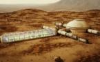 الإمارات تعلن عن مشروع لإيصال البشر للمريخ وبناء مستوطنة