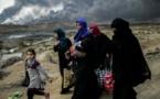350 ألف طفل عالقون بين قصف القوات العراقية ورصاص الجهاديين