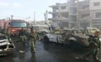 مسؤول سوري : 32 قتيلا بتفجيريين انتحاريين في حمص