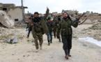 فصائل المعارضة السورية تتقدم في احياء شرق دمشق