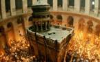 فتح قبر المسيح في القدس أمام الزوار بعد تسعة أشهر من الترميم