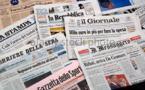 إضراب للصحفيين الإيطاليين يواكب انعقاد القمة الأوروبية