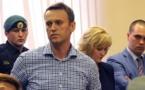 آلاف الأشخاص يتظاهرون في روسيا مع اعتقال ألكسي نافالني