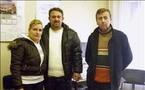 بوسني يستعيد ابنته بعد نحو 16 عاما من اختطافها