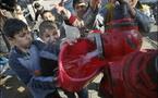 حكايات ما بعد الدمار:مجازفة من اجل قطرة ماء