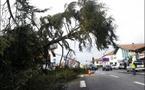 فرنسا واسبانيا تصلحان الاضرار والعاصفة تضرب ايطاليا والبرتغال