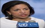 سفيرة أميركا في الامم المتحدة: الحوار قبل الضغط لمواجهة القلق الايراني