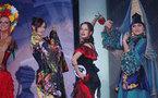 مسابقة لاختيار ملكة جمال الطالبات في موسكو