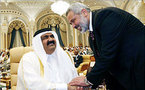 حماس والجزيرة والقرضاوي يوترون العلاقات الاميركية - القطرية
