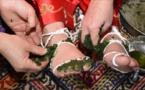 """احتفال """"ليلة الحناء"""".. ثقافة يحتفظ بها الأتراك الرحل منذ ثلاثة قرون"""