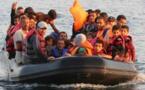 أكراد سوريون يضربون عن الطعام في جزيرة لسبوس اليونانية
