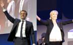 مظاهرات في باريس احتجاجا على تأهل ماكرون ولوبان للرئاسة