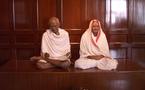 أحفاد غاندي سعداء بعودة نظارة جدهم الى موطنها