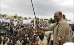 الرئيس السوداني : المحكمة الدولية على الجزمة دي