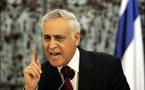 اسرائيل : رئيس مغتصب ورئيس وزراء محتال