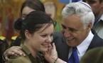 رئيس اسرائل السابق ينفي عن نفسه تهم الأغتصاب والتحرش الجنسي