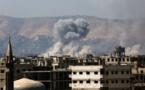دمشق تؤكد قصف إسرائيل لموقع عسكري قرب مطار دمشق