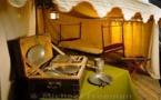 خيمة جورج واشنطن... أول مكتب بيضاوي في تاريخ اميركا