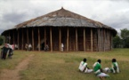 """مسجد """"طور سيناء"""" في إثيوبيا.. نصف قرن من روعة البساطة"""