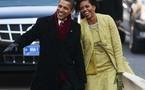 أول موعد غرامي بين أوباما وزوجته منذ انتقالهما للبيت الأبيض