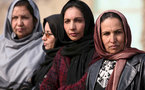 فروزان فانا ... الطبيبة الأفغانية المنقبة تنتقم لزوجها الشهيد بالترشح للرئاسة في افغانستان