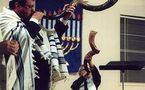 حوادث خلال احتفال بانشاء اسرائيل في بوينوس ايرس