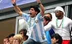 مارادونا مازال متحمسا للاعبين المحليين ويكافح لضم روجيري الى راقصي التانجو