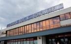 فتح صالتي ركاب في مطار برلين بعد نشوب حريق في مطعم