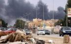 """مصر: الضربات الجوية على درنة استهدفت """"متورطين""""بهجوم المنيا"""