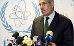 البرادعي يعترف بعجز الوكالة الدولية للطاقة الذرية عن إحراز تقدم في المسألة الإيرانية