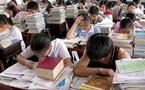 الصين تستخدم التكنولوجيا للقضاء على الغش في الامتحانات