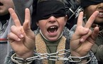انتهاكات صارخة لحقوق الأطفال الفلسطينيين في السجون الاسرائيلية