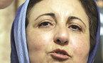 شيرين عبادي تضم صوتها للداعين الى الغاء الانتخابات الايرانية